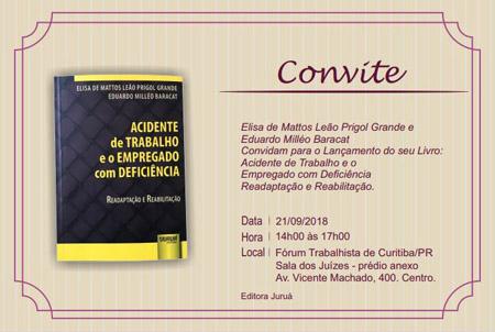 f1acf542069 Associado Eduardo Baracat lança livro nesta sexta (21) em Curitiba